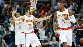 Hawks LIVE To Go: Atlanta drops Washington 111-101 in Game 4 to even series at two games apiece