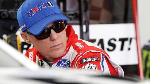 Kevin Harvick, 25.8 percent