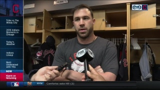 Jason Kipnis is back and doesn't care where he hits