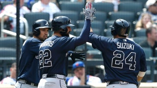 Braves LIVE To Go: Suzuki's 3-run homer helps power Atlanta to 7-5 win in New York
