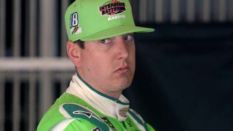 Have you talked with Kyle Busch after your recent incident with him at Martinsville?
