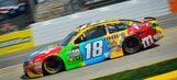 Kyle Busch: Everything's great, except the tires