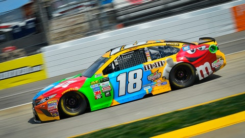 Kyle Busch, 2nd place