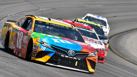 CEO says NASCAR 'not isolated' in fighting to attract fans