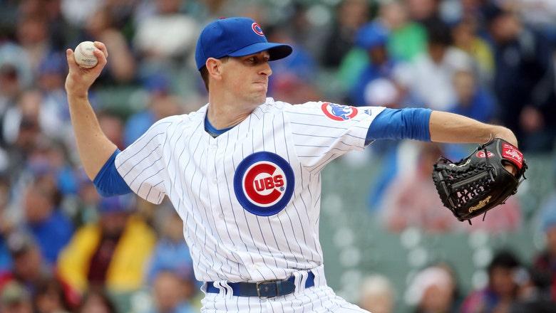 Kyle Hendricks's velocity dip is killing his effectiveness