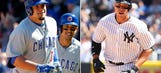 Who is MLB's true Large Adult Son: Kyle Schwarber or Aaron Judge?