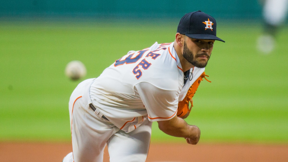 Lance McCullers headlines big day of fantasy baseball