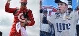 Ganassi, Penske display advantage of two-car vs. four-car teams