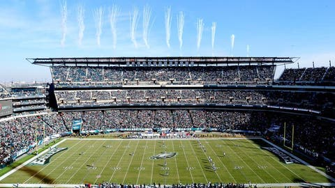 Baltimore Ravens: Lincoln Financial Field (Eagles)