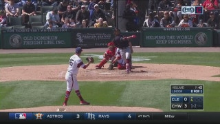 HIGHLIGHT: Francisco Lindor goes yard for 5th time this season