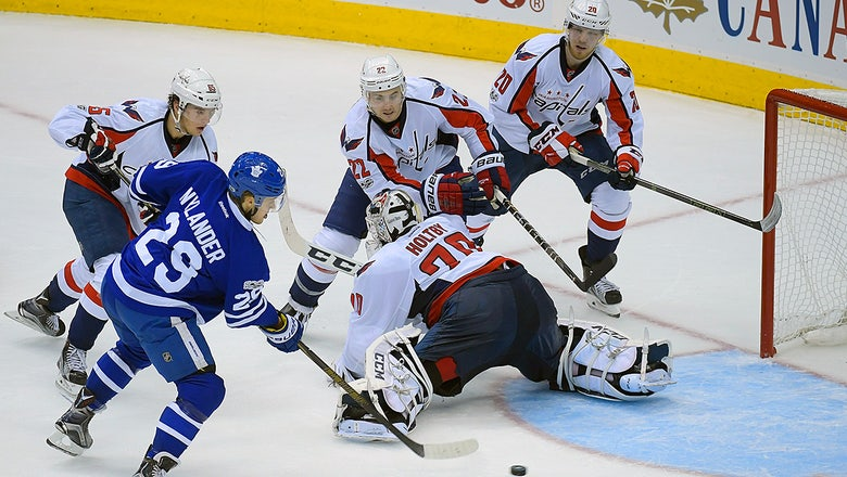 The Maple Leafs have flipped the script on the Capitals-and Washington has allowed them to
