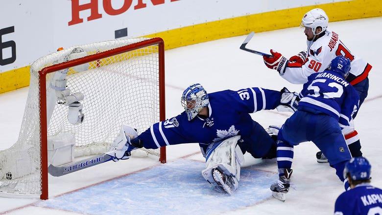 Playoff Roundup: Capitals eliminate Maple Leafs, Senators advance past Bruins
