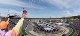 Best photos from the action-packed STP 500 at Martinsville