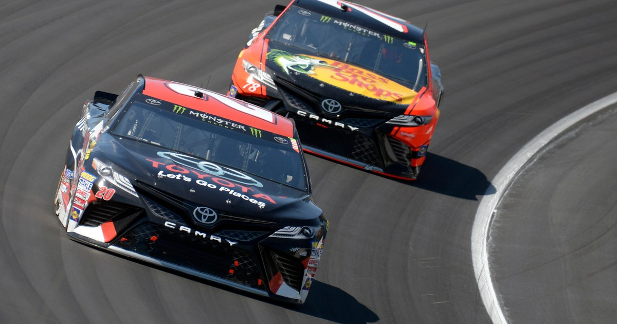 Exclusive: Toyota's racing boss weighs in on 2017 NASCAR season | FOX Sports