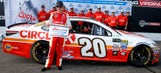 NASCAR community reacts to Kenseth's pole effort at Richmond