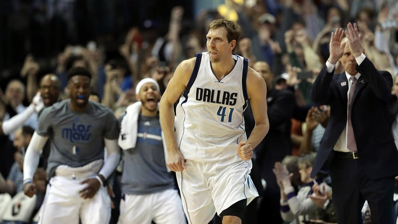 Dirk Nowitzki confirms he'll return for 20th season and might play beyond that