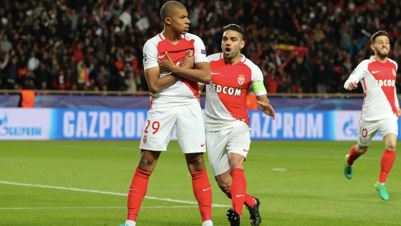 Ruthless Monaco, defiant Juventus round out Champions League semifinals