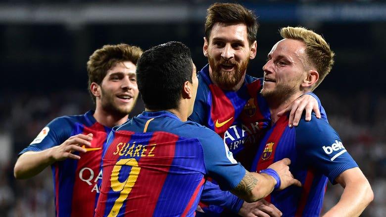 Messi, Kruse, Bonucci headline weekend's best performances