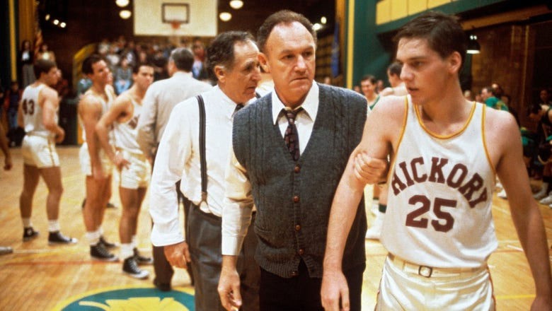 Mike Pence made the press watch 'Hoosiers,' the 'greatest sports movie ever made'