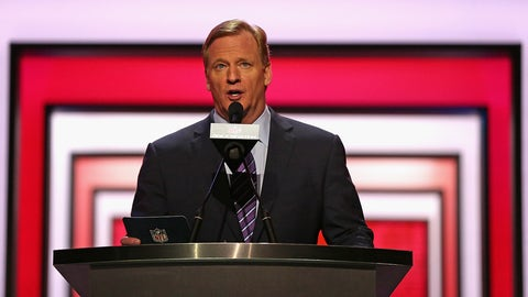 Roger Goodell: NFL likely to approve two IR-return players