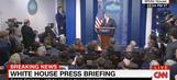 Video: Rob Gronkowski interrupts Sean Spicer's White House briefing
