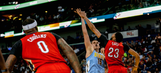Pelicans eliminated from playoff contention after loss to Nuggets