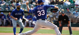 Perez struggles, Rangers cap road trip with loss to A's