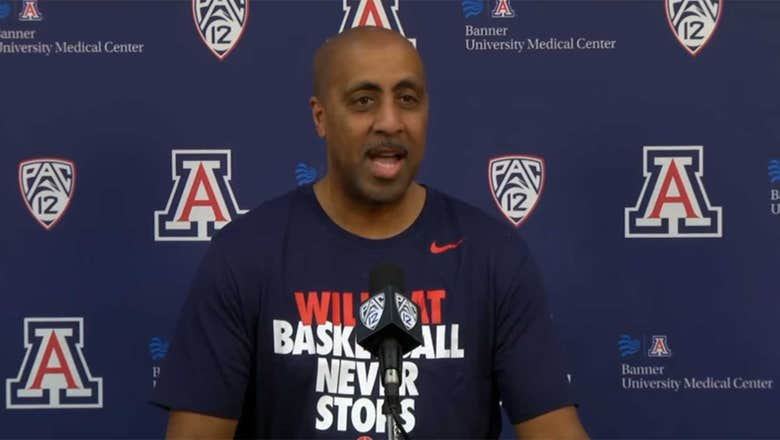 Romar joins Miller's Arizona staff, ready to hit recruiting trail