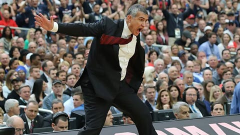 South Carolina coach Frank Martin