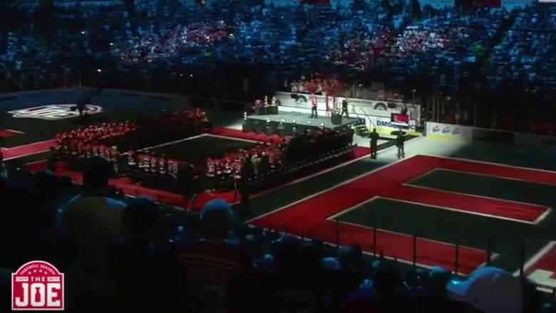 Joe Louis Closing Ceremony (VIDEOS)
