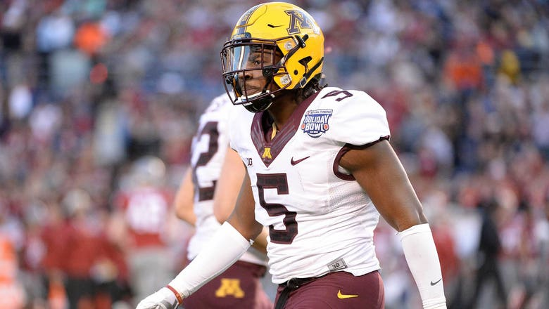 Gophers' Myrick drafted in seventh round by Jacksonville