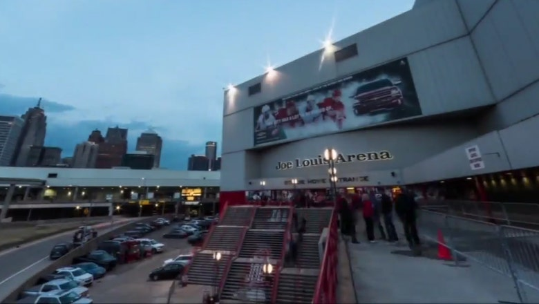 Echoes of Joe Louis Arena (VIDEO)