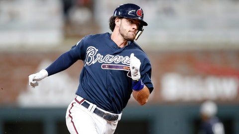 Dansby Swanson, Shortstop