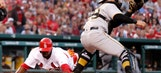 Cardinals go for sweep of Marte-less Pirates