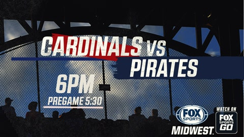 Cardinals slip past Pirates again, 2-1
