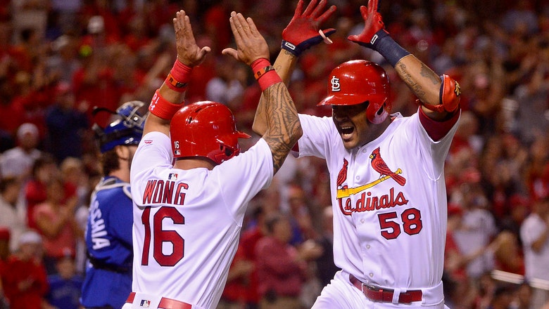 Cards, Jays will play split doubleheader Thursday after postponement
