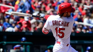 Mozeliak explains Grichuk's move to High-A