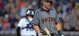 D-backs' bats again go quiet in trip-closing loss to Padres
