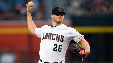 D-backs starting pitcher Shelby Miller (1-0, 5.06)