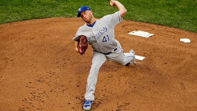 Royals' Duffy looks to repeat his success vs. Yankees