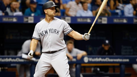 Yankees edge Cardinals for fifth straight win
