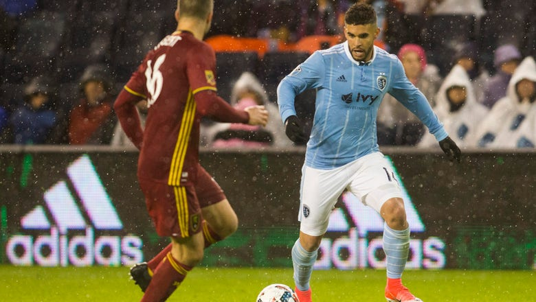 Sporting KC shuts down Real Salt Lake in 3-0 victory