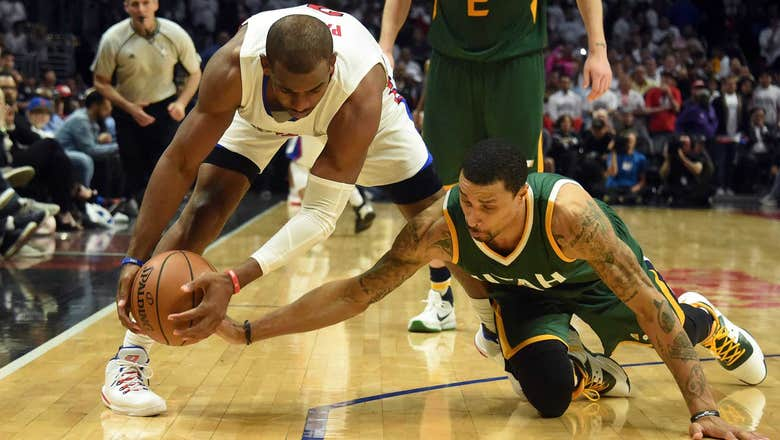 Clippers drop Game 5, down 3-2 to Jazz