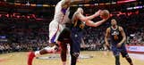 Clippers bounce back to even series 1-1 with Jazz