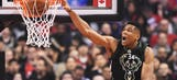 Bucks take Game 1 on the road against Raptors