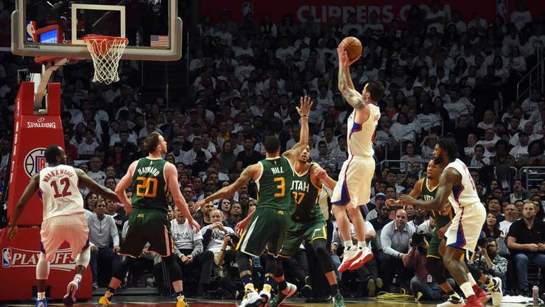 Clippers on the ropes as they take on Jazz in Utah