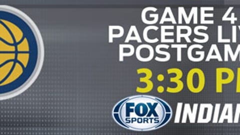 Paul George struggles with his shot as Pacers get swept