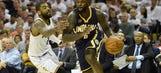 Pacers fall 109-108 in Game 1 showdown with Cavaliers