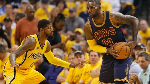 The Indiana Pacers don't deserve Paul George