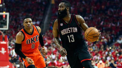 Beverley Shines In Rockets Game One Win